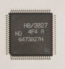 HD6473827R Single-Chip Microcomputer H8 Family