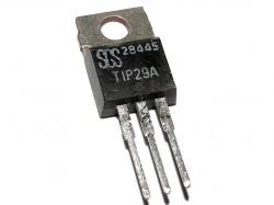 TIP29A SI NPN 60V 1A 30W TO220 TRANSISTOR