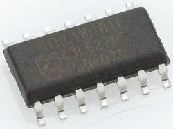 74LVC138AD 112 LVC 1-di-8 Invertente 1,2 → 3,6V 16-Pin SOIC Decodificatore e demultiplexer