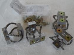 MOUNTING SET FOR EXTENDED VIBRATION REQUIREMENT SINUMERIK 840C6 FC5148-0AA20-0AA0