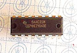 CD74HCT4060E High-Speed CMOS Logic 14-Stage Binary Counter with Oscillator