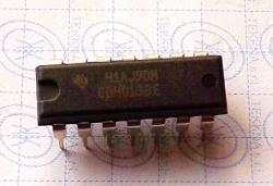 CD4013BE CMOS DUAL D-TYPE FLIP-FLOP 14-PIN