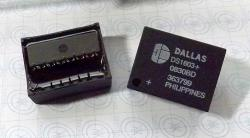 DS1603 Elapsed Time Counter Module DALLAS