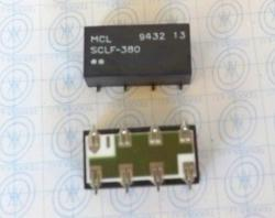 SCLF-380 Mini Circuits Low Pass Filter DC-380MHz