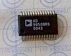 AD9850BRS  CMOS, 125 MHz Complete DDS Synthesizer