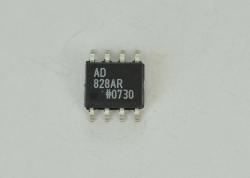 AD828AR Dual Low Power Video Op Amp 8-SO ANALOG DEVICES