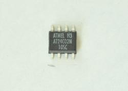 AT24C02N-10SC  2-Wire Serial EEPROM 8-SO