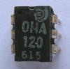 OMA120 OPTOMOSFET 150mA 200VAC OUT DIP6
