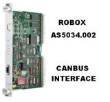 INTERFACCIA CANBUS ROBOX AS5034.002
