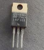 IRF322 SI N-MOSFET 400V 2.8A 1.8OHM 50W MOSFET
