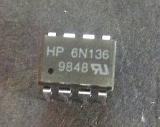 HP 6N136 OPTOCOUPLERS/OPTOISOLATORS DIP8