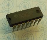 MC14071BCP B-Suffix Series CMOS Gates DIP14