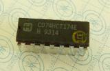 CD74HCT174E  High Speed CMOS Logic Hex D-Type Flip-Flop with Reset DIP16