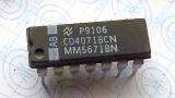 CD4071BCN Quad 2-Input OR AND Buffered B Series Gate DIP14