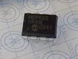 MCP602 2.7V to 5.5V Single Supply CMOS Op Amps DIP8