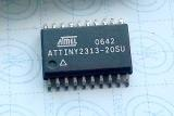ATTINY2313-20SU IC MCU 8BIT 2KB FLASH 20SOIC