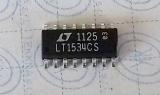 LT1534CS  Ultralow Noise 2A Switching Regulators