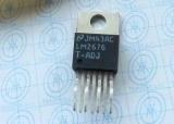 LM2676T-ADJ  SIMPLE SWITCHER High Efficiency 3A Step-Down Voltage Regulator