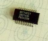 IDT74FCT3807AQI 3.3V CMOS 1-TO-10 CLOCK DRIVER