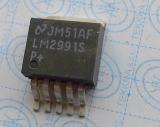 LM2991S Negative Low Dropout Adjustable Regulator