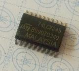 74LCX245 LOW VOLTAGE CMOS OCTAL BUS TRANSCEIVER (3-STATE)