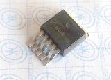 UCC283TD-ADJ  LOW DROPOUT 3-A LINEAR REGULATOR FAMILY