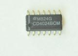 CD4024BCM  7-Stage Ripple Carry Binary Counter 14-SO SMD