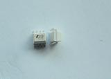 MOC206 SMALL OUTLINE OPTOISOLATOR TRANSISTOR OUTPUT 6-PIN