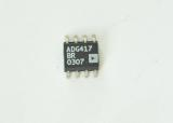 ADG417BR LC2MOS Precision Mini-DIP Analog Switch 8-SO SMD