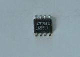 1655L 16-Bit Rail-to-Rail Micropower DACs 8-SO SMD