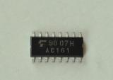 74AC161 4-BIT SYNCHRONOUS BINARY COUNTERS 16-SO SMD