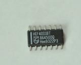 HEF4001BT Quadruple 2-input NOR gate 14-SO SMD