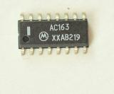 74AC163 SYNCHRONOUS PRESETTABLE 4-BIT COUNTER 16-SO SMD