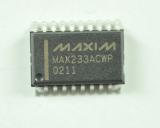 MAX233ACWP  5V-Powered, Multichannel RS-232 Drivers/Receivers 20-SOP