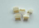 4 POLI S4B-XH-GU Disconnectable Crimp style connector 90° DORATO PASSO:2.5mm, 12.5x9.5x6mm