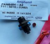 711-5016-2 Amphenol PAN6484-A2 CONNETTORE Triaxial RCP
