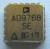 AD9768 Ultrahigh Speed IC D/A Converter Analog Devices LCC20
