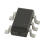 MAX6501UKP065-T Micropower Temperature Switches